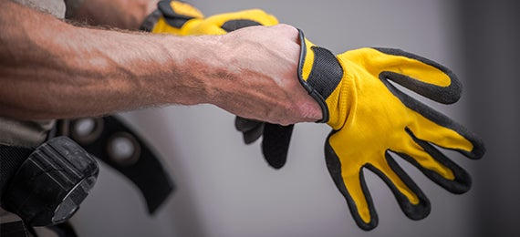 Hand Protection and Gloves