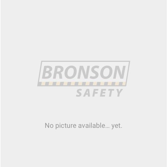 Hi Vis Safety Vest - Night with Reflective Tape Orange