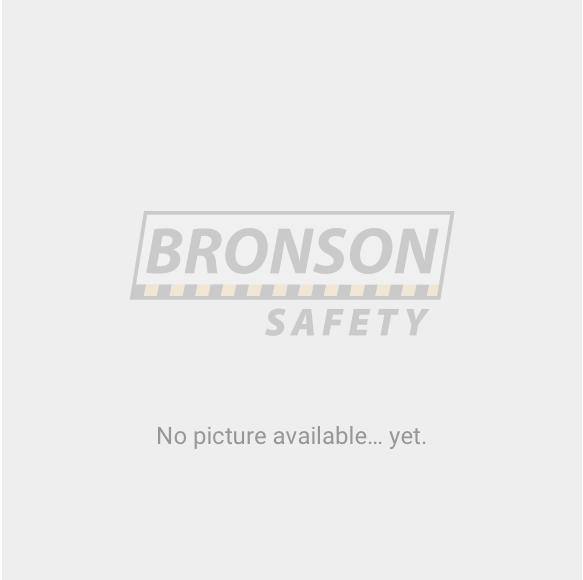 Bronson Bulldog Traffic Cones with Reflective Sleeve